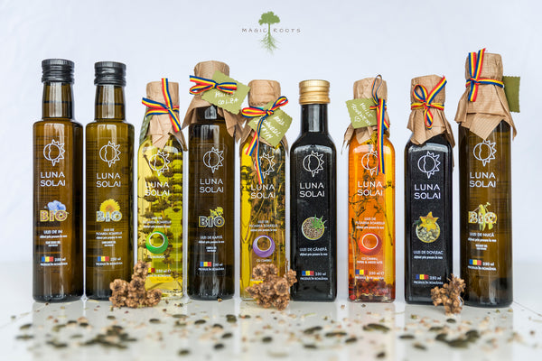 Walnut Oil  LUNA SOLAI 250ml