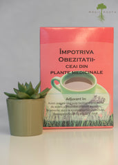 Tea against obesity