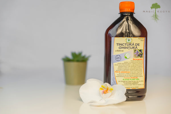 Tincture Perfect Digestion: Spring Gentiana 500ml
