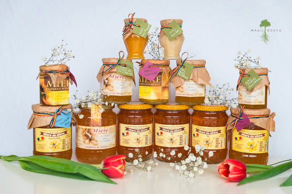 Rapeseed Honey 400g/1kg