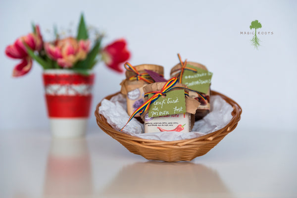 Traditional Romanian Basket (3 products at your choice)