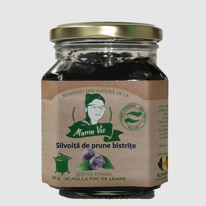 Traditional Plum Jam 385/600g