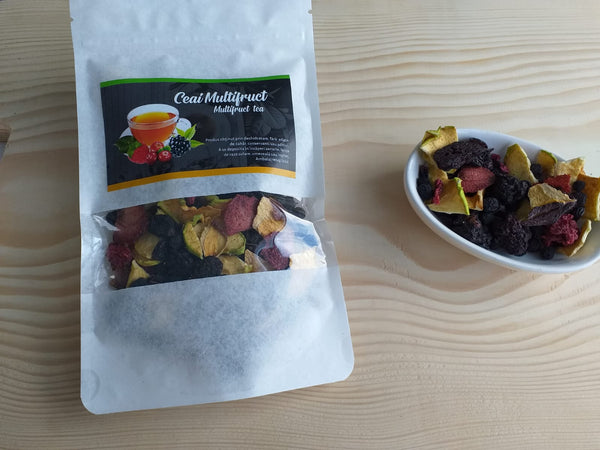 Dried Forest Fruits Tea
