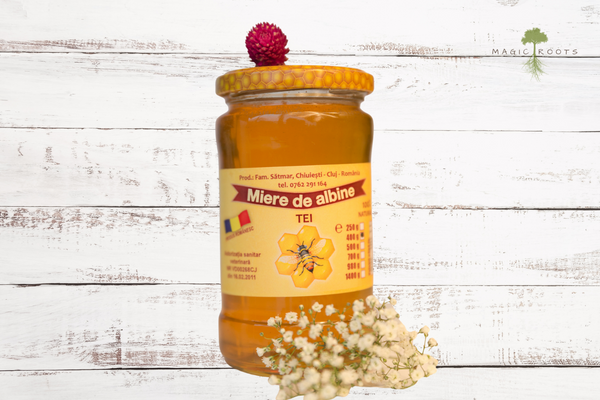 Linden Honey 400/700g