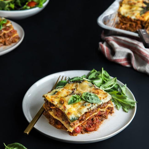 Farro Kitchen Beef Lasagne