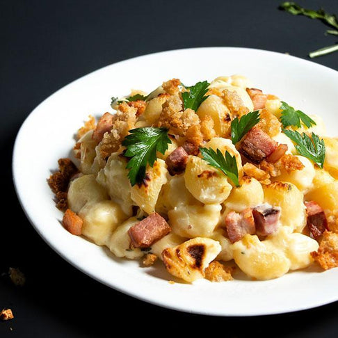 Farro Kitchen Mac and Cheese