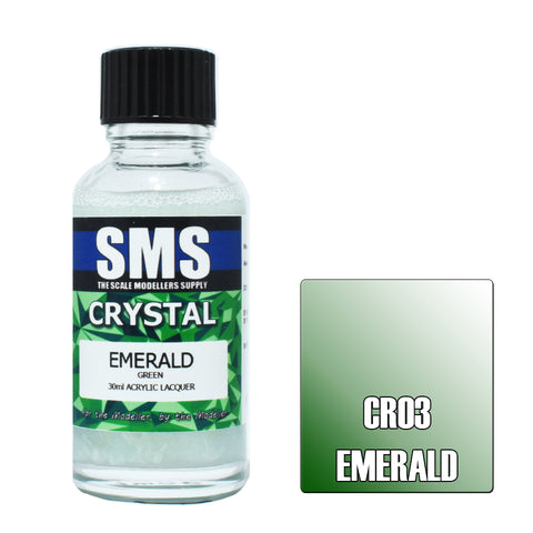 Crystal EMERALD 30ml