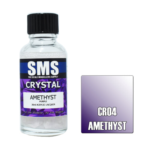 Crystal AMETHYST 30ml