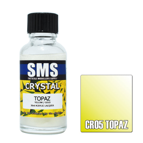 Crystal TOPAZ 30ml