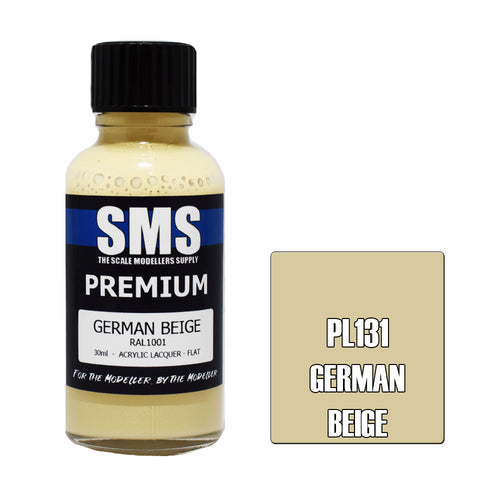 Premium GERMAN BEIGE RAL1001 30ml