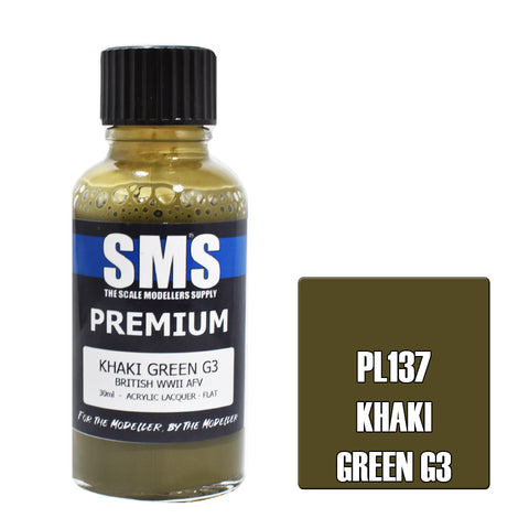 Premium KHAKI GREEN G3 30ml