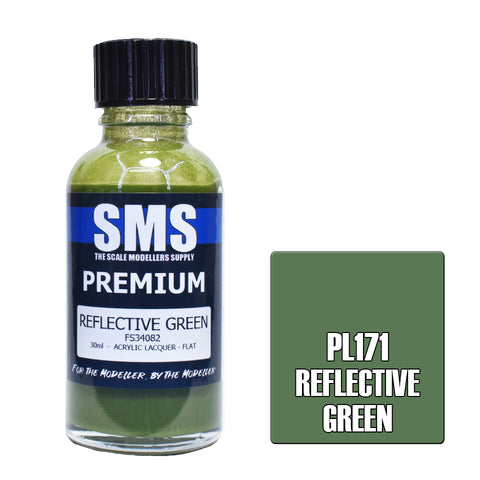 Premium REFLECTIVE GREEN FS34082 30ml