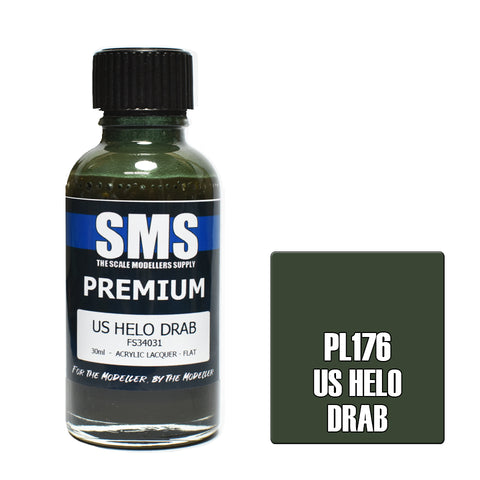 Premium US HELO DRAB FS34031 30ml
