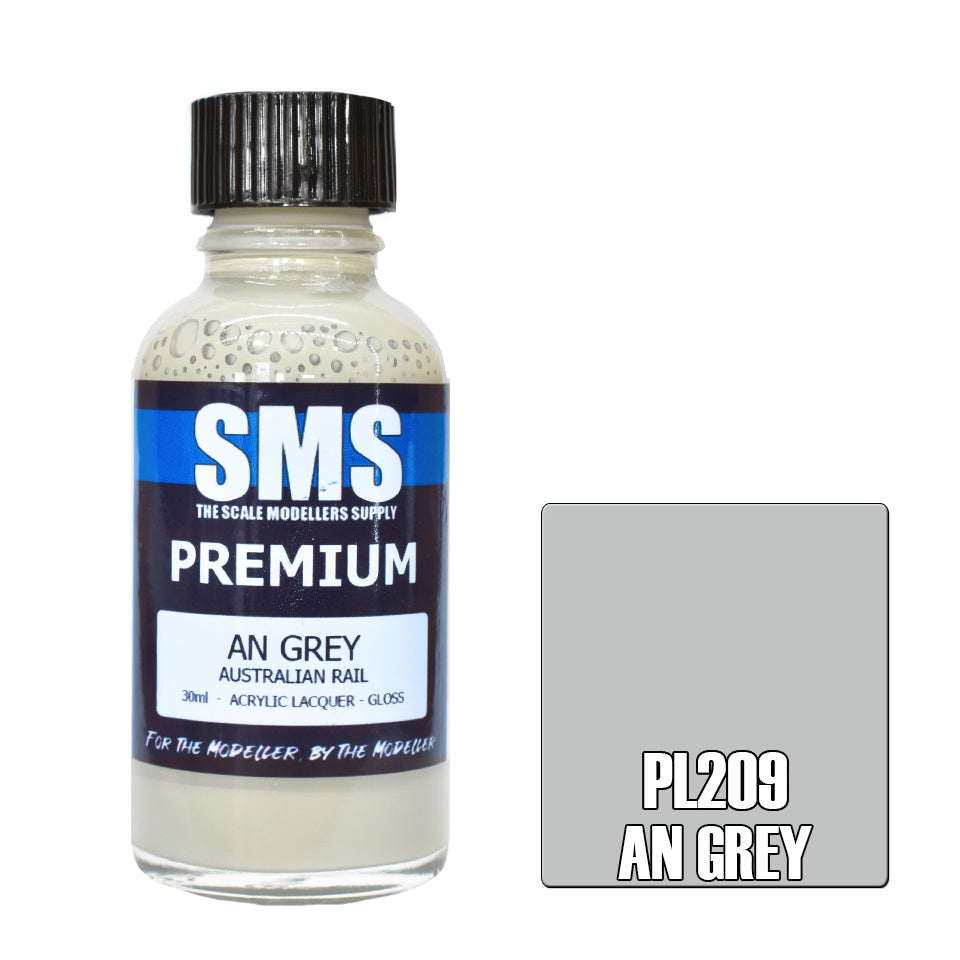 Premium AN GREY 30ml
