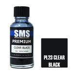 Premium CLEAR BLACK 30ml