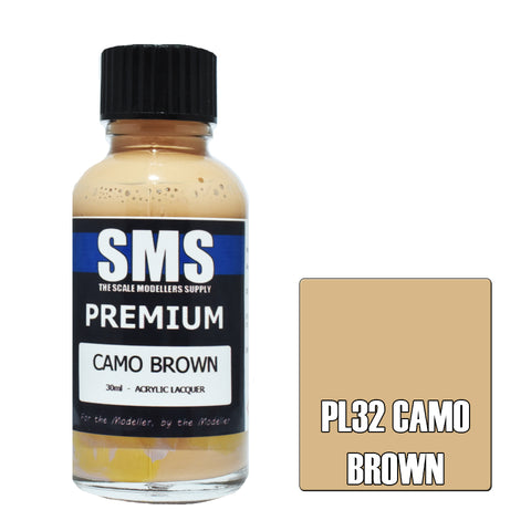 Premium CAMO BROWN 30ml