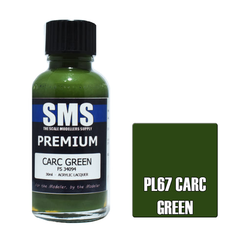 Premium CARC GREEN FS34094 30ml