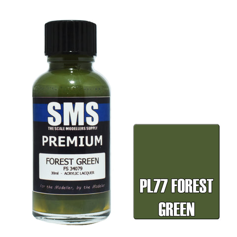 Premium FOREST GREEN FS34079 30ml