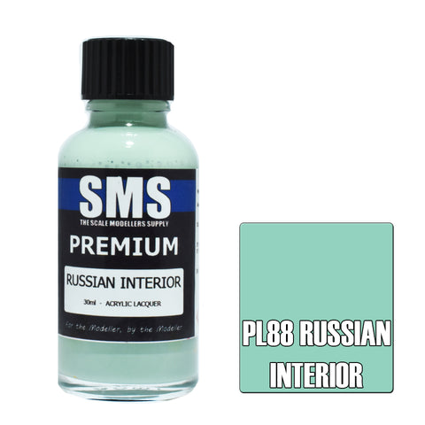 Premium RUSSIAN INTERIOR 30ml