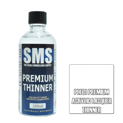 Premium ACRYLIC LACQUER THINNER 100ml