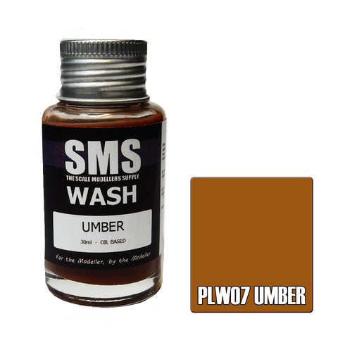Wash UMBER 30ml