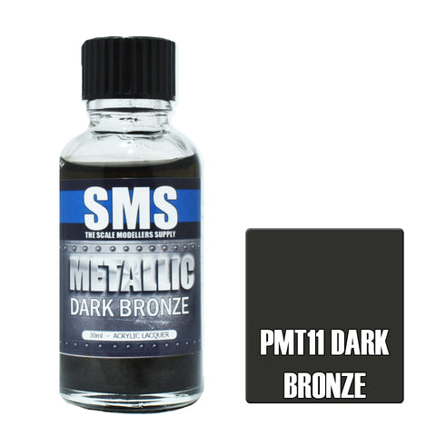 Metallic DARK BRONZE 30ml