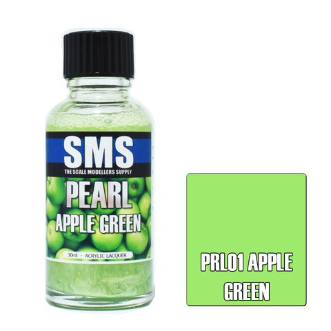 Pearl APPLE GREEN 30ml