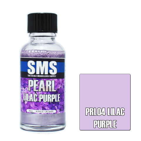Pearl LILAC PURPLE 30ml