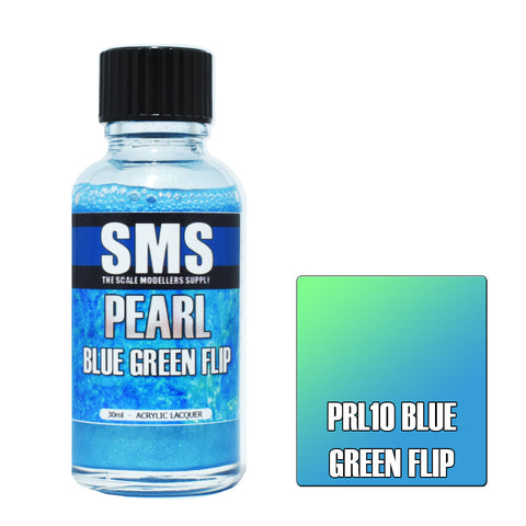 Pearl BLUE GREEN FLIP 30ml