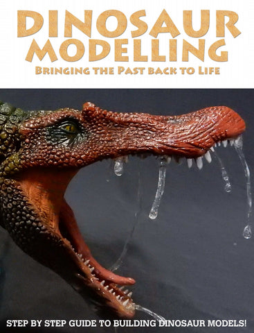 Dinosaur Modelling - Bringing the Past Back to Life