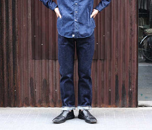 OrSlow - 01-0107 DENIM ONE WASHED