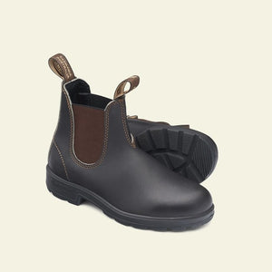 BLUNDSTONE - 500 Stout brown leather