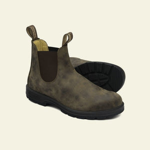 BLUNDSTONE - 585 Rustic brown leather