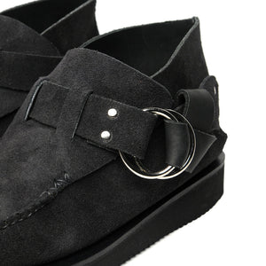 YUKETEN - Ring boots with 2021 - FO Black
