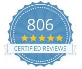 800+ Reviews