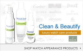 WristClean Products