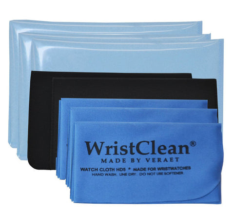 WristClean Watch Cloths