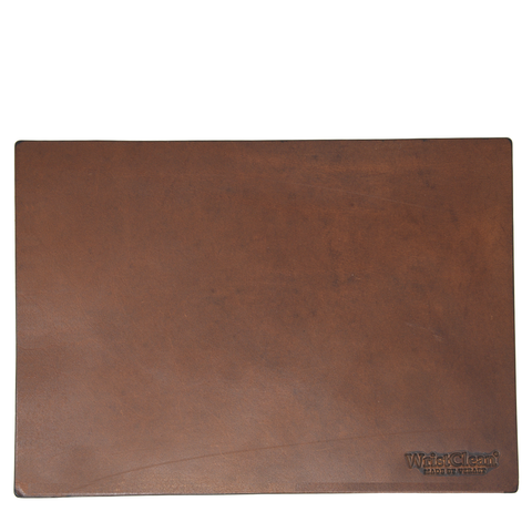 Genuine Leather Watch Pad - Tobacco Brown