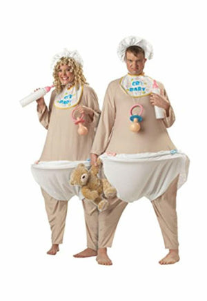 Funny Cry Baby Halloween Couple Costume