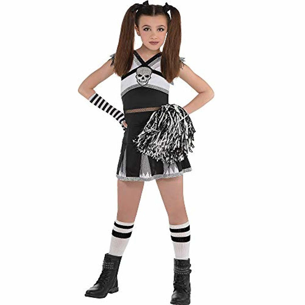 AMSCAN Rah Rebel Cheerleader Halloween