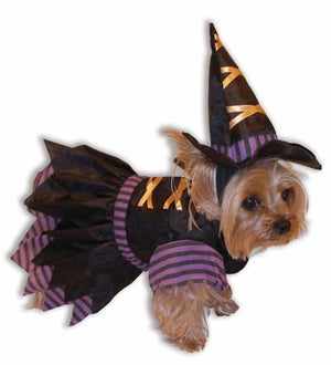 Forum Novelties Witch Doggie Halloween Costume