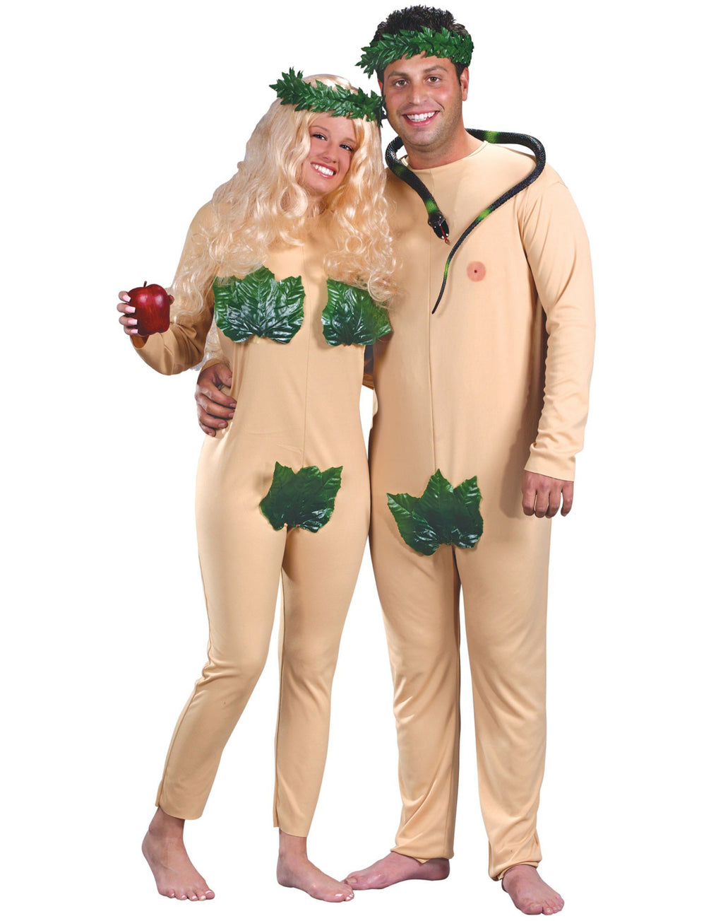 Adam and Eve Adult Halloween Costume