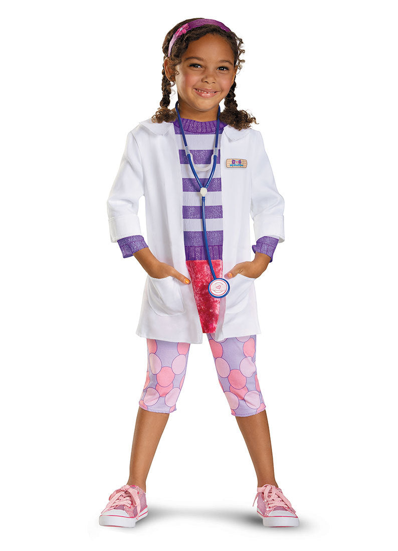 Doc McStuffins Deluxe Child Halloween