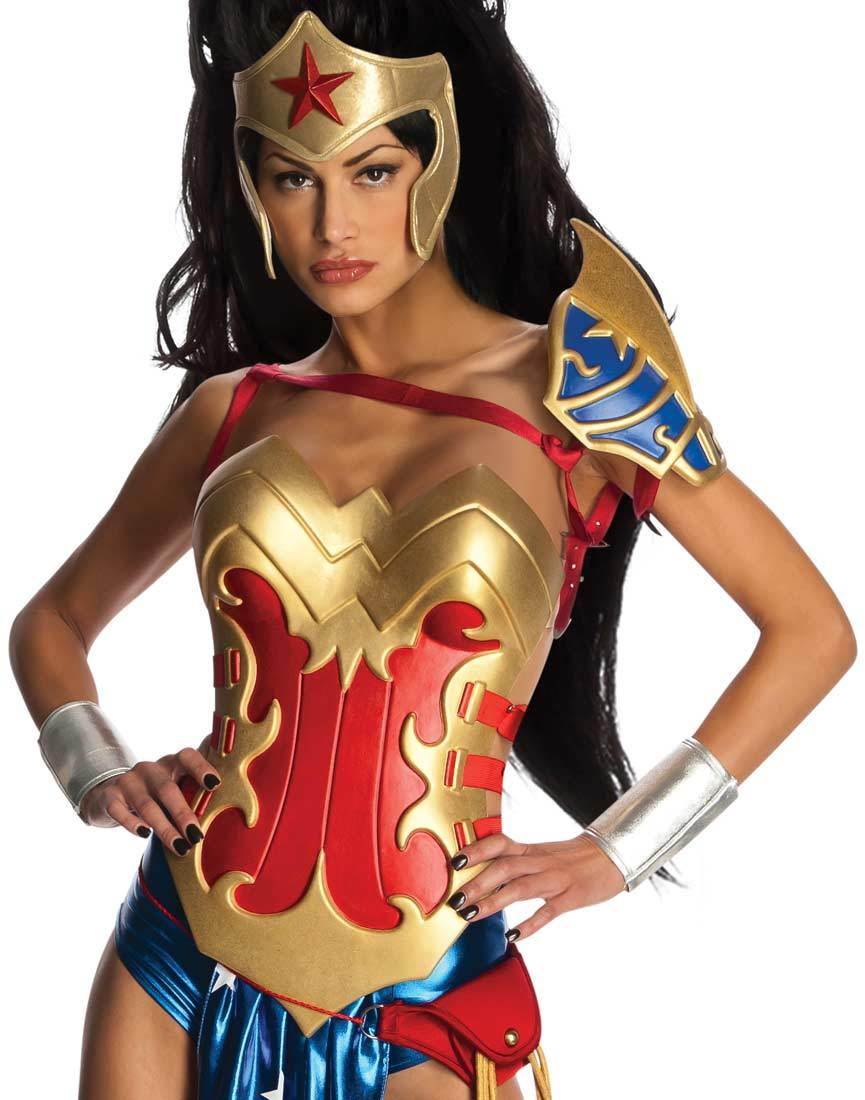 Anime Wonder Woman Adult Halloween Costume