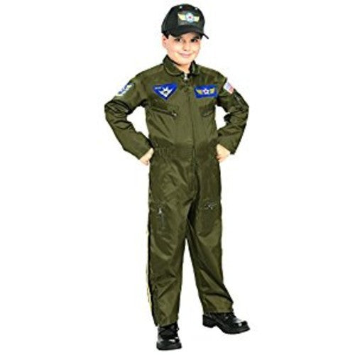 Air Force Pilot Child Halloween