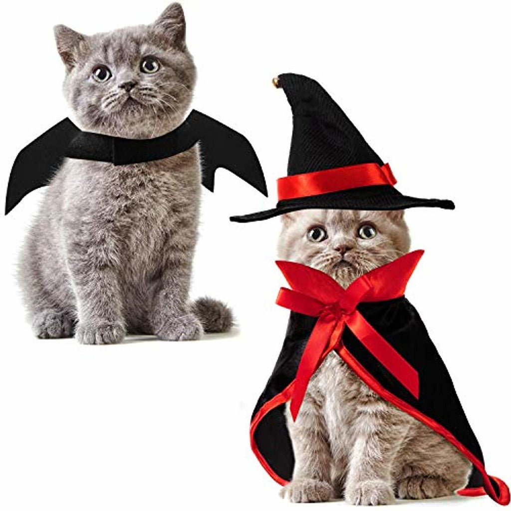 3 Pieces Pet Halloween Vampire Costume