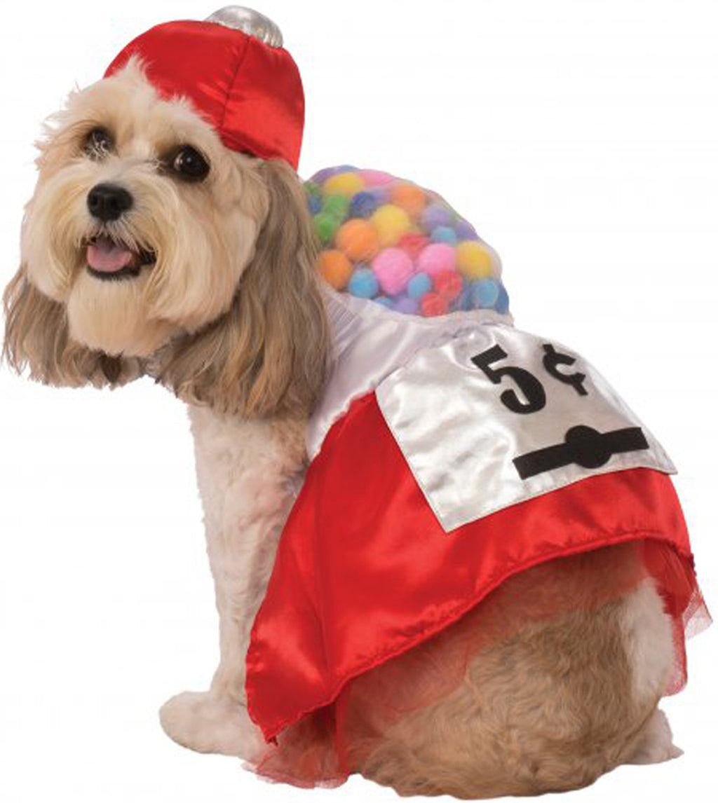 5 Cent Gumball Pet Halloween Costume