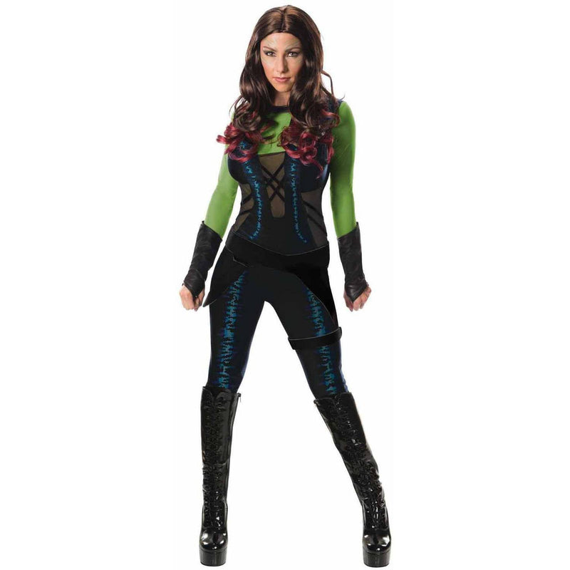 Guardians of the Galaxy Gamora Halloween Costume