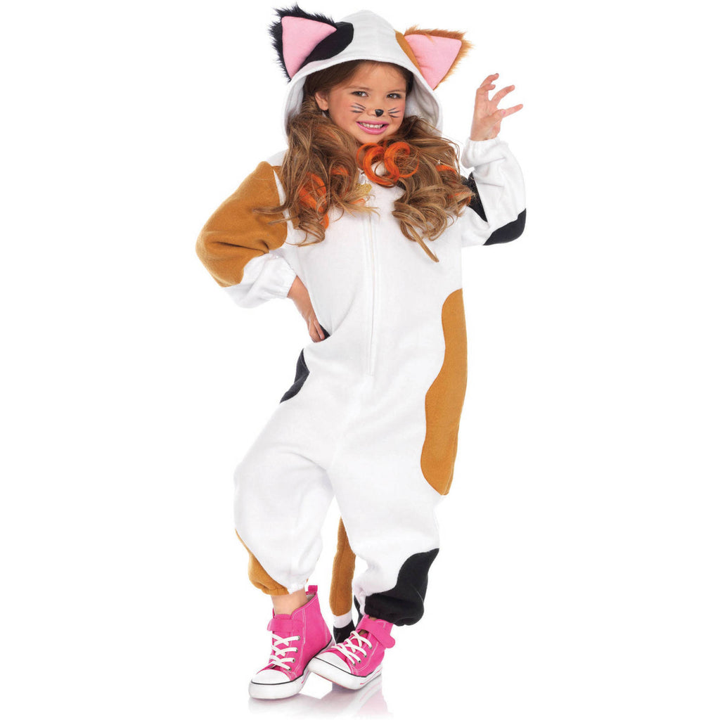Cat Calico Kigarumi Child Halloween