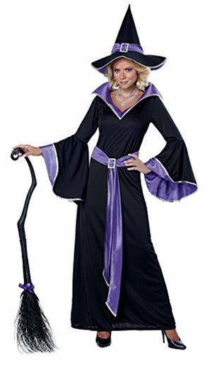 Women's The Glamour Witch Halloween Costume